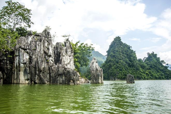 Nơi thượng nguồn sông Gâm