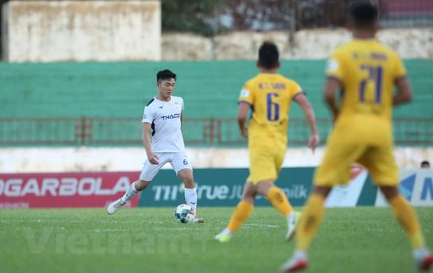 Bảng Xếp Hạng V League 2020 Sau Vong 12 Hagl Sai Gon Fc Lam Nguy