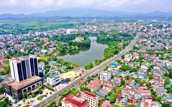 Thành phố Tuyên Quang được công nhận đô thị loại II